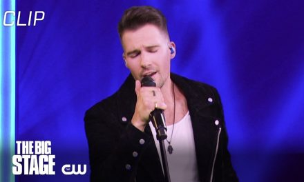 The Big Stage | Laser Lights, Jock Juggler, And The Host With The Most Scene | The CW