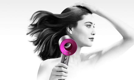 Amazon has rare deal on the Dyson Supersonic, one of the best hair dryers ever