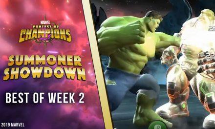 Marvel Contest of Champions: Summoner Showdown   Best of Week 2!