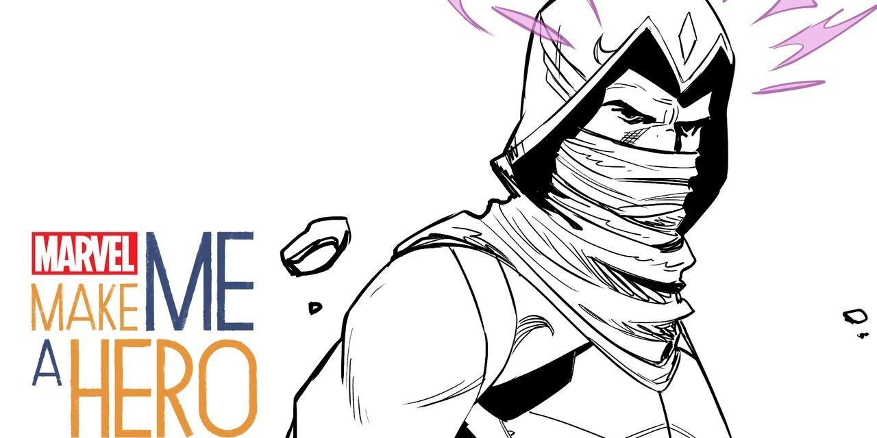 Telekinetic Powers | Marvel Make me a Hero