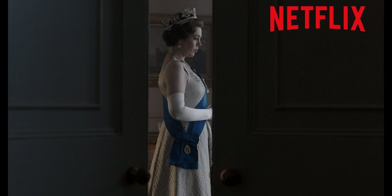 Olivia Colman as Queen Elizabeth II | The Crown Season 3 Date Announcement