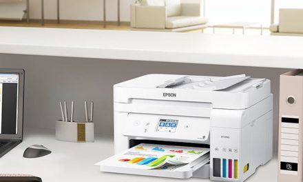 Snag the Epson EcoTank ET-4760 wireless inkjet printer for $100 less on Amazon