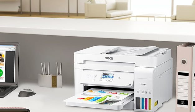 Snag the Epson EcoTank ET-4760 wireless inkjet printer for $100 less on Amazon