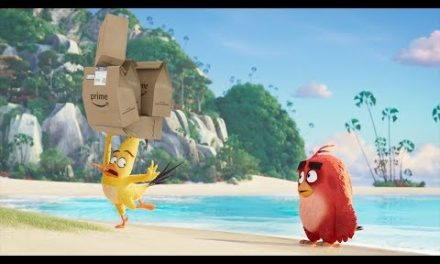 THE ANGRY BIRDS MOVIE 2 – Amazon Prime Now Delivery