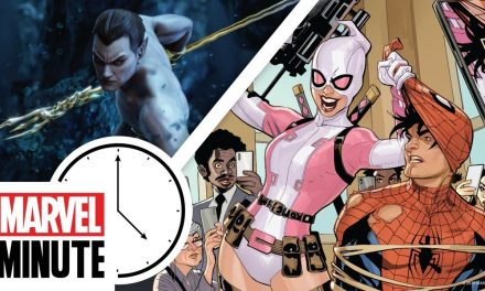 Namor arrives in Marvel Games and Gwenpool strikes back! | Marvel Minute