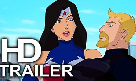 WONDER WOMAN BLOODLINES Trailer #1 NEW (2019) DC Superhero Animated Movie HD