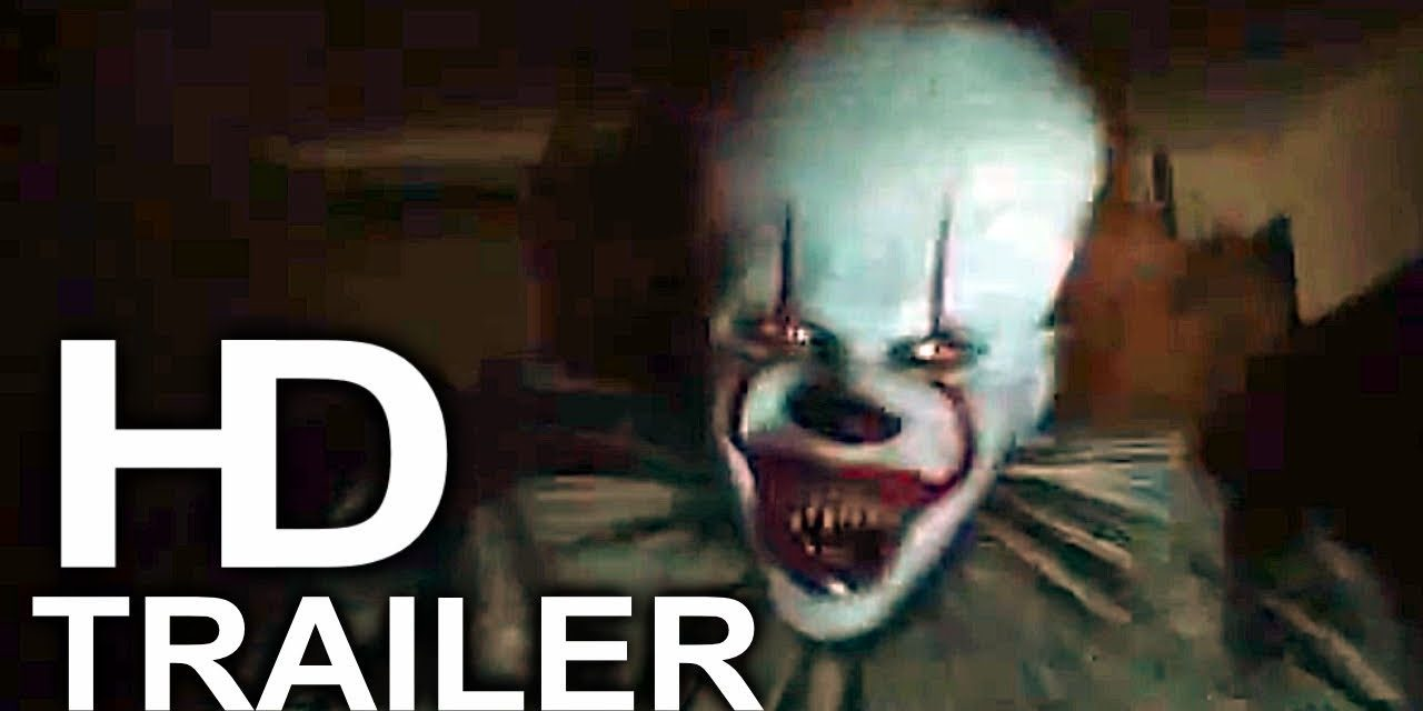 IT CHAPTER 2 Pennywise Fight Scene Trailer NEW (2019) Stephen King Horror Movie HD