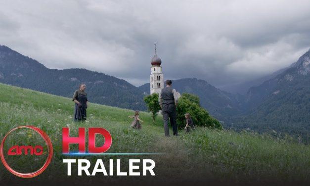 A HIDDEN LIFE – Official Trailer (August Diehl, Valerie Pachner)   AMC Theatres (2019)