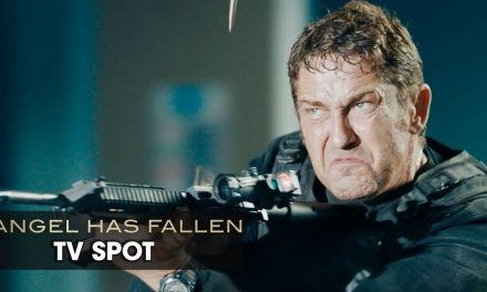 "Angel Has Fallen (2019 Movie) Official TV Spot ""Bang"" — Gerard Butler, Morgan Freeman"