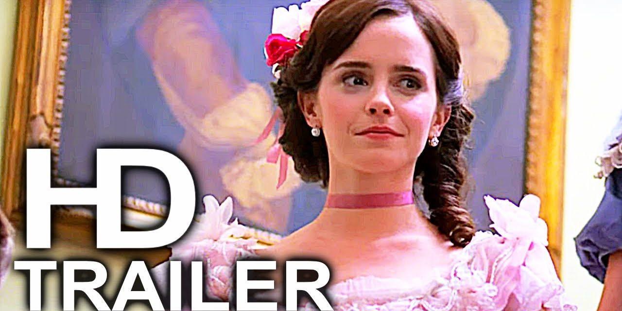 LITTLE WOMEN Trailer #1 NEW (2019) Timothée Chalamet, Emma Watson Movie HD
