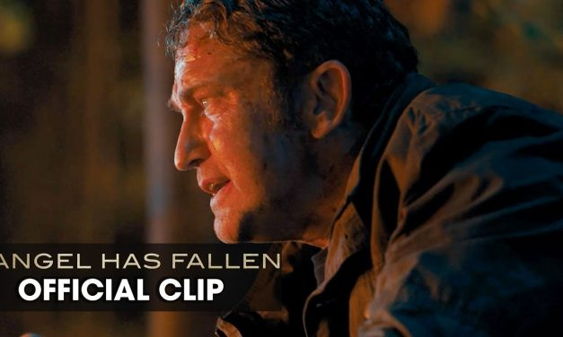 "Angel Has Fallen (2019 Movie) Official Clip ""Forest Bombing"" — Gerard Butler, Nick Nolte"