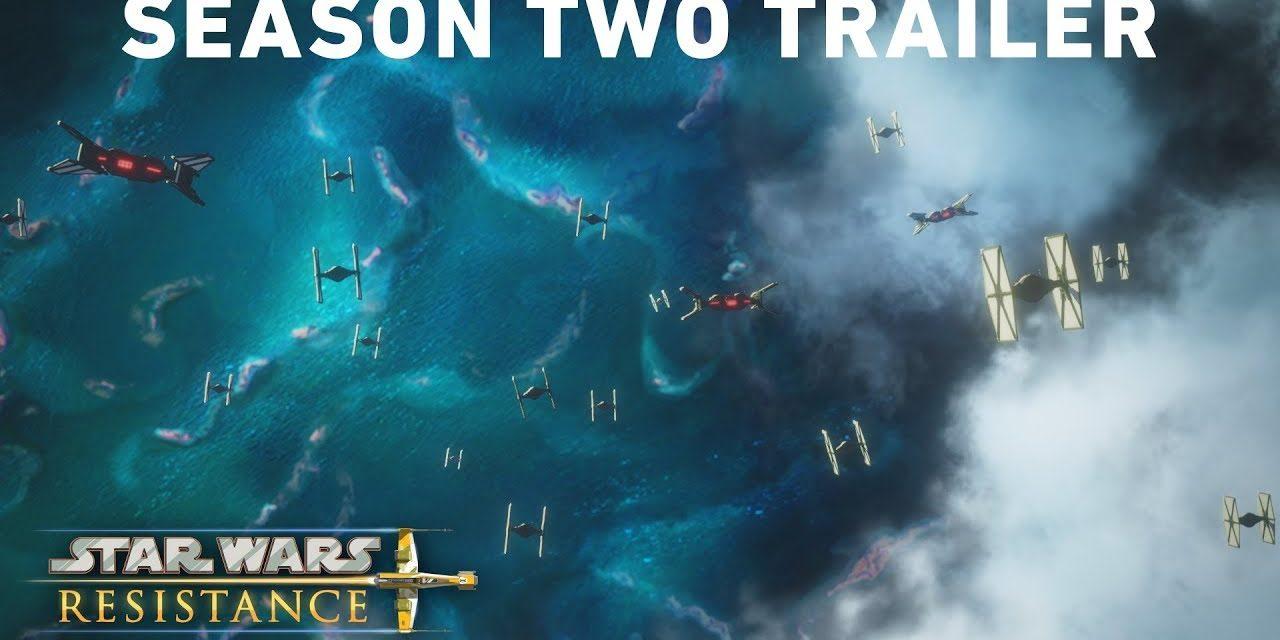 Star Wars Resistance Season 2 – Trailer (Official)