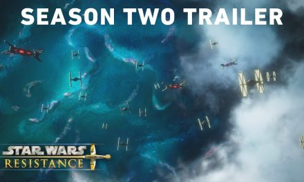 Star Wars Resistance Season 2 – Trailer (Official)