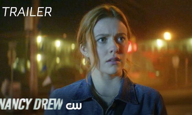Nancy Drew | Never Trailer | The CW