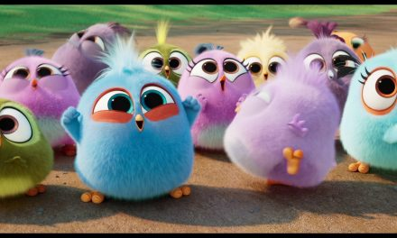 THE ANGRY BIRDS MOVIE 2 – Brilliant (Now Playing)
