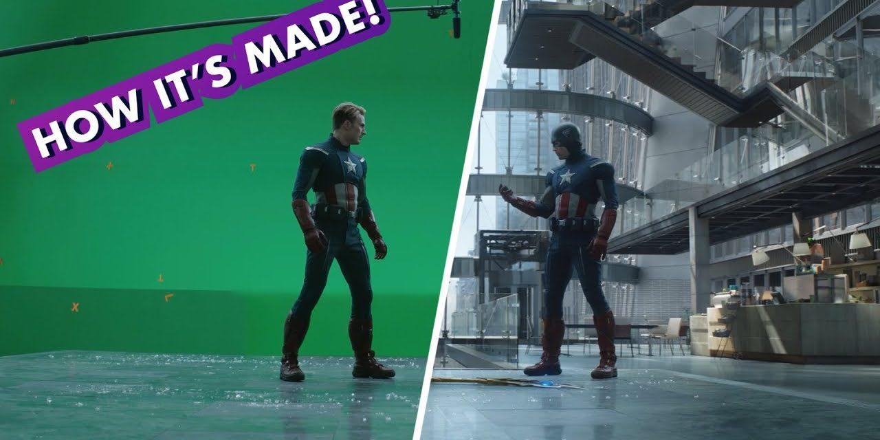 Marvel Studios' Avengers: Endgame — Making the Cap vs. Cap fight!
