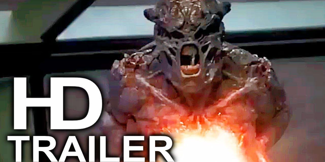 Doom Annihilation Trailer 2 New 2019 Action Horror Movie Hd