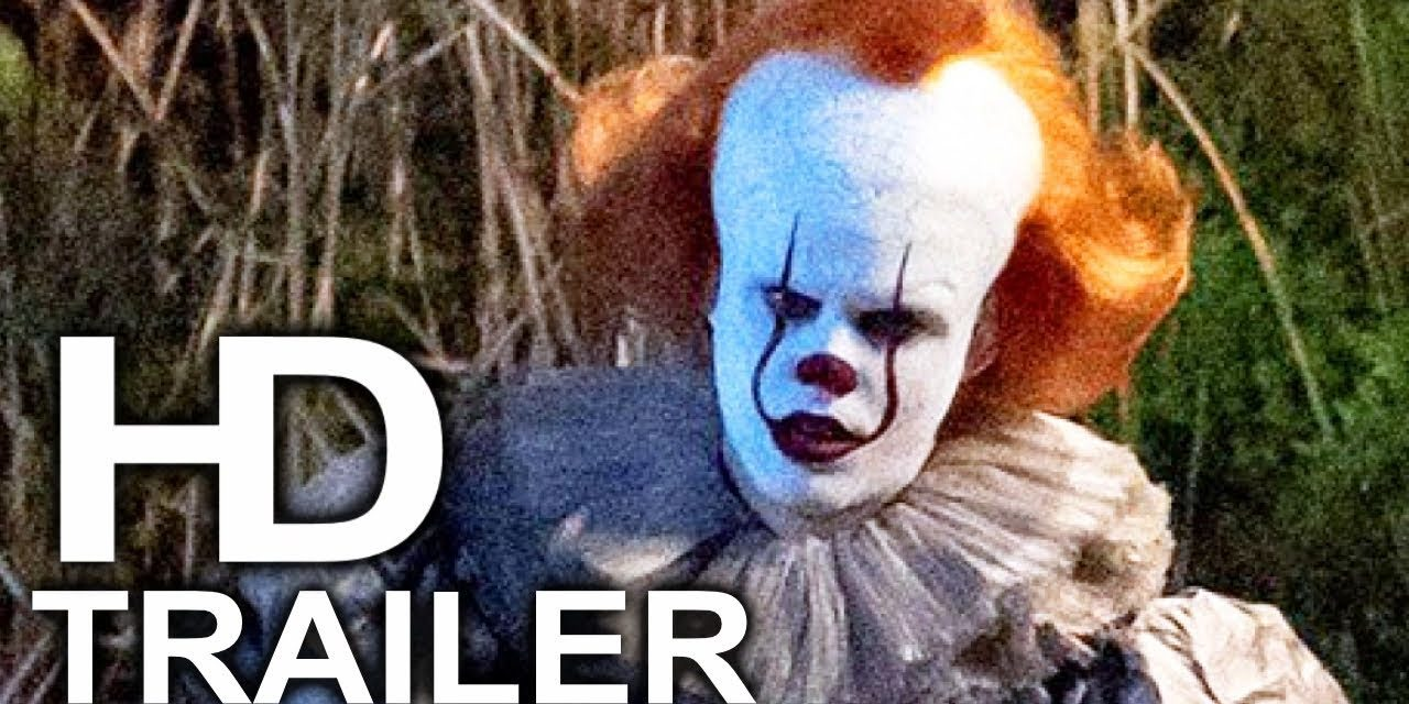 IT CHAPTER 2 Pennywise Is Coming For Beverly Trailer NEW (2019) Stephen King Horror Movie HD