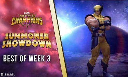 Marvel Contest of Champions: Summoner Showdown | Best of Week 3!
