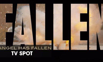 "Angel Has Fallen (2019 Movie) Official TV Spot ""LETTERS"" — Gerard Butler, Morgan Freeman"