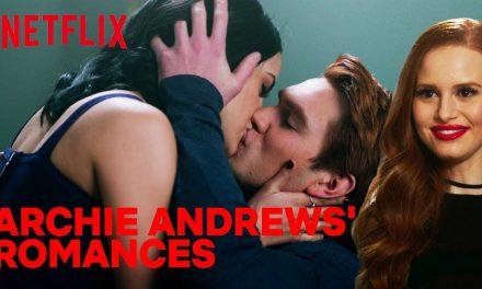 Archie Andrews' Romances From Riverdale Season 1 | Netflix