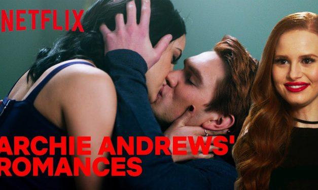 Archie Andrews' Romances From Riverdale Season 1   Netflix