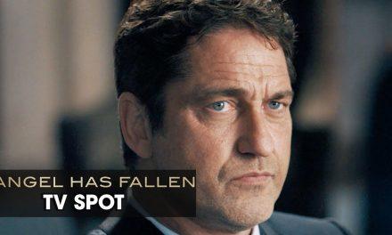 "Angel Has Fallen (2019 Movie) Official TV Spot ""TIE"" — Gerard Butler, Morgan Freeman"
