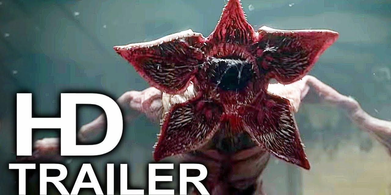 DEAD BY DAYLIGHT STRANGER THINGS Trailer #1 NEW (2019) Horror HD