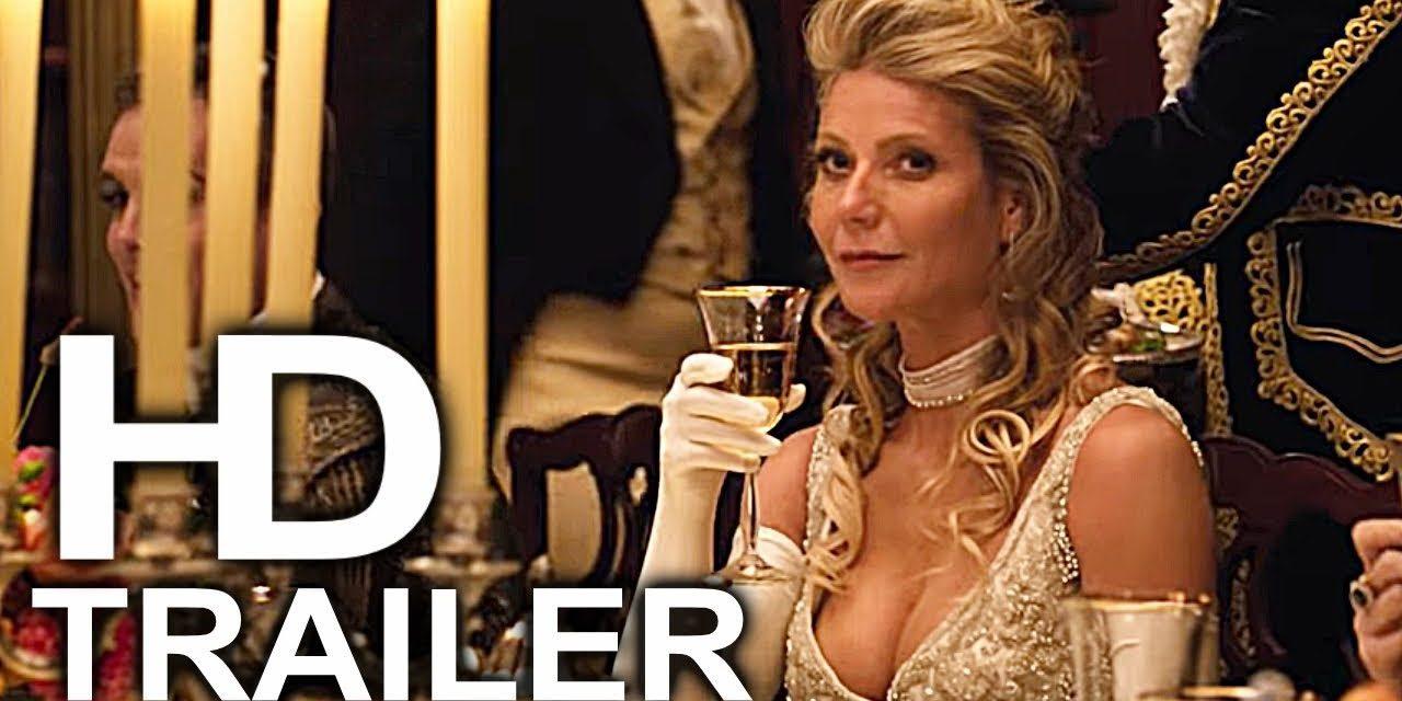 THE POLITICIAN Trailer #1 NEW (2019) Gwyneth Paltrow Netflix Movie HD