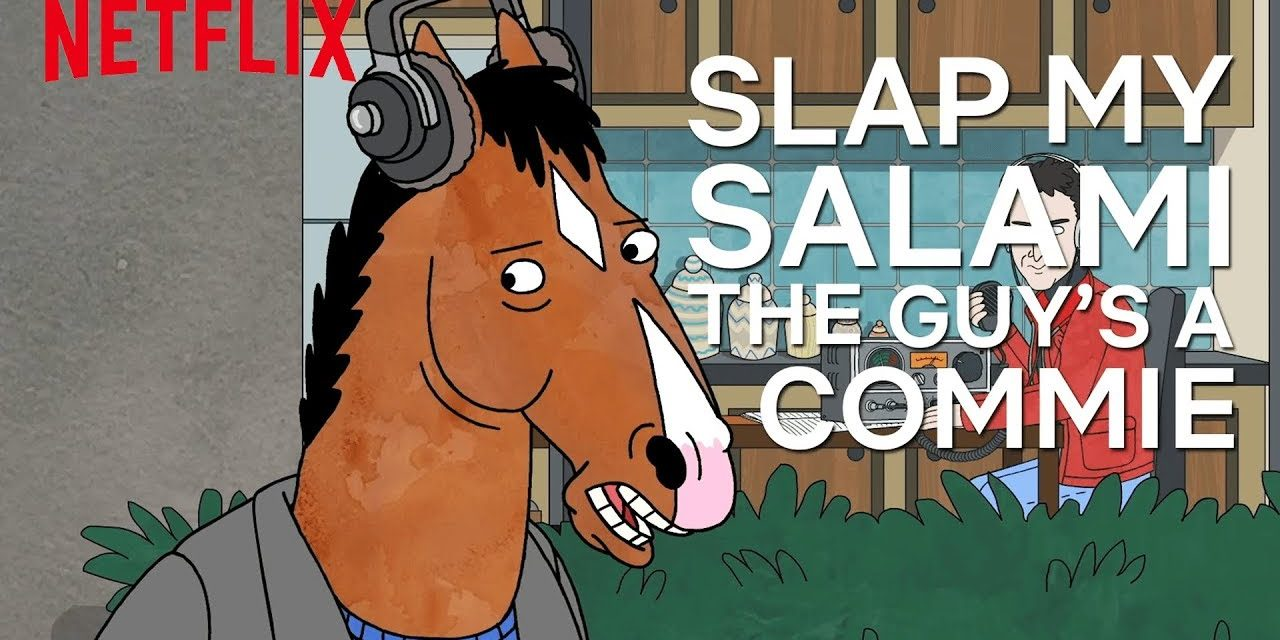 The Best Tongue-Twisters From BoJack Horseman | Netflix