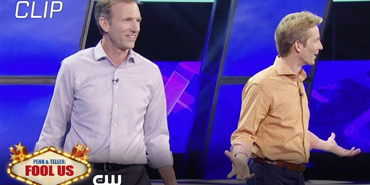 Penn & Teller: Fool Us   Magician Profile: Jon & Owen – The Passing Zone   The CW