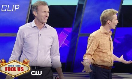 Penn & Teller: Fool Us | Magician Profile: Jon & Owen – The Passing Zone | The CW