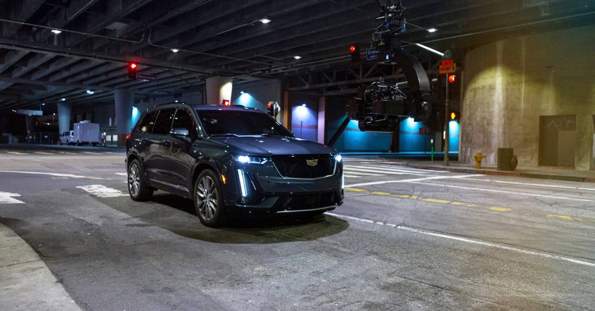 The directors of Avengers: Endgame have made a commercial for Cadillac's XT6