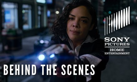 Men in Black: International –  Behind the Scenes Clip – Lets Do This: Tessa Thompson