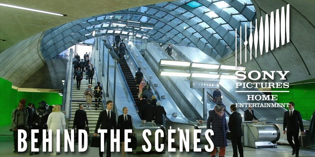 Men in Black: International –  Behind the Scenes Clip – Expanding The Universe: London