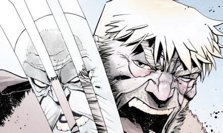 Old Man Logan by Mike Henderson | Marvel Quickdraw