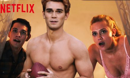 Archie Andrews Doesn't Need An Excuse To Get Shirtless! | Riverdale