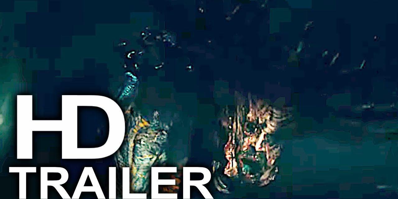 ANTLERS Trailer NEW (2019) Guillermo Del Toro Horror Movie HD