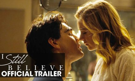 I Still Believe (2020 Movie) Official Trailer | KJ Apa, Britt Robertson