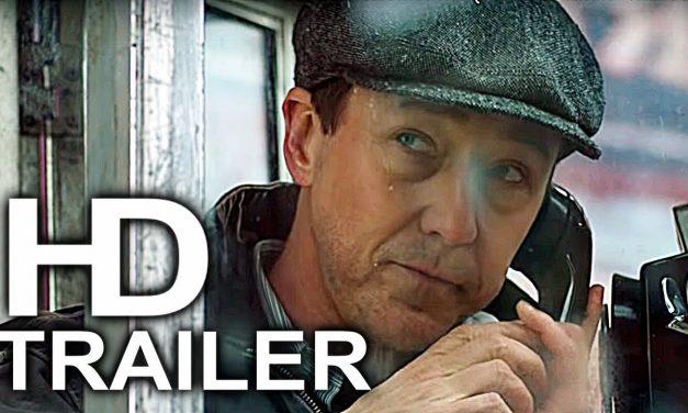 MOTHERLESS BROOKLYN Trailer #1 NEW (2019) Bruce Willis, Edward Norton Thriller Movie HD