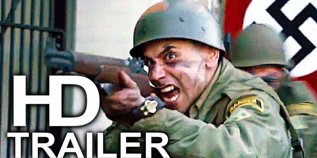 D-DAY Trailer #1 NEW (2019) World War 2 Action Movie HD
