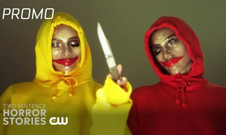 Two Sentence Horror Stories | Hide Promo | The CW