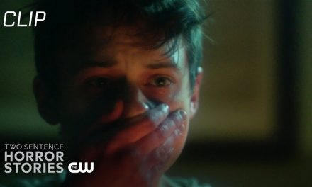 Two Sentence Horror Stories   Scion Scene   The CW