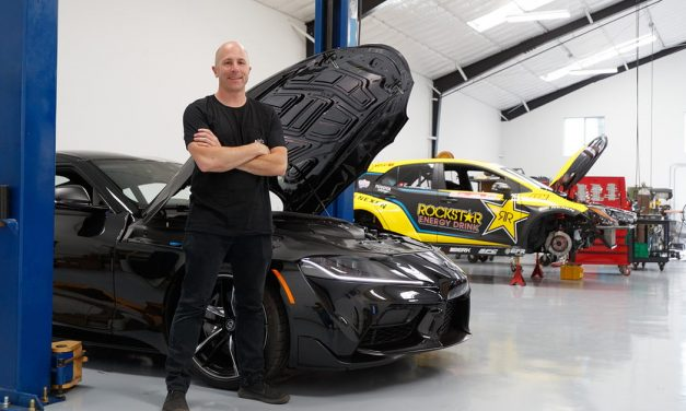 In exclusive interview, legendary racer tells us his plans for 1,000hp new Supra