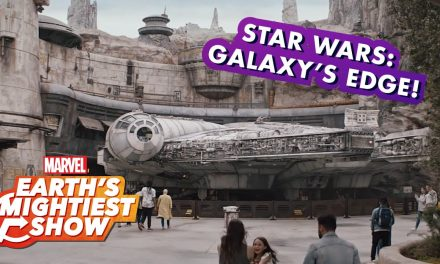 Inside Galaxy's Edge with The Star Wars Show!