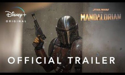 The Mandalorian | Official Trailer | Disney+ | Streaming Nov. 12