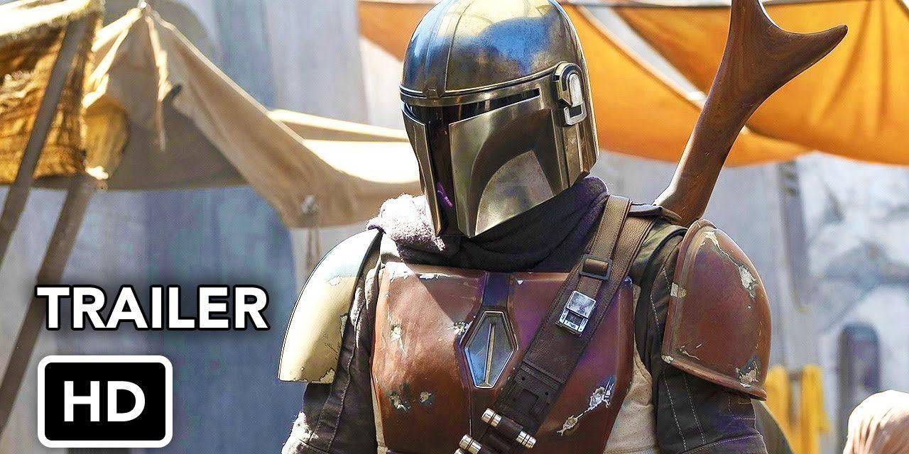 The Mandalorian Trailer (HD) Disney+ Star Wars series