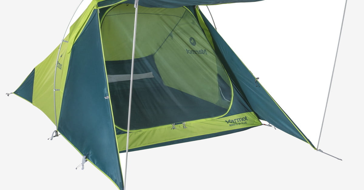 These Marmont Mantis Plus tents get a steep 50% discount on REI today