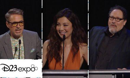 Robert Downey Jr, Jon Favreau, and Ming-Na Wen Receive Disney Legend Awards