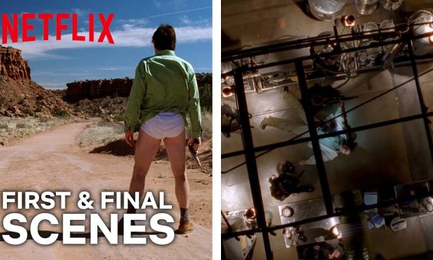 Breaking Bad's First & Final Scenes | Breaking Bad | Netflix